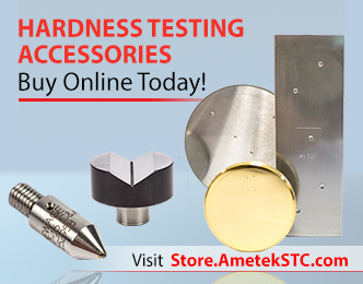 Hardness testing accessories - buy online today!