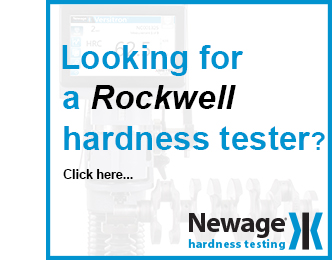 Looking for a Rockwell Hardness Tester