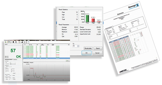DataView Hardness Testing Software